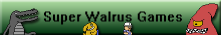 Super Walrus Games